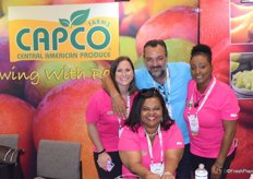 The team of Capco Farms