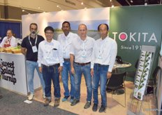 The team of Tokita