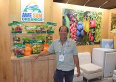 David Posner of Awesum Organics
