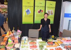 Suzy Lee of Lvyuan Packaging