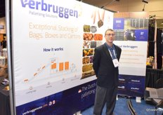 JW Wientraub of Verbruggen Palletizing Solutions