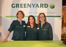 It was the end of the day, but the ladies with Greenyard Seald Sweet were happy to smile for a photo. From left to right: Irenke Meekma, Mayda Sotomayor and Kelly Dietz.