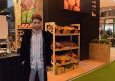 The stand of Les Domaines Export, a Maroccon company specialized in Citrus.