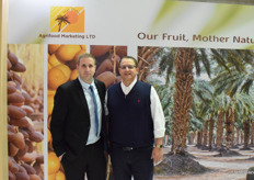 Tal and Avi Dagul from Agrifood Marketing, they are rebranding the company with a new name and logo