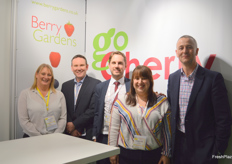 The team from Berry Gardens.
