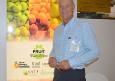Willem Bestbier - CEO of SATI spoke about the tough grape season in Europe and expanding exports elsewhere in future years.