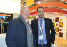 Justin Chadwick - South African Citrus Growers Association and Werner van Rooyen - FPEF