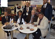 The contract for a new partnership that will allow Alanar to provide quality figs year round, is being signed. The Peruvian company will supply the figs when the Turkish black figs are out of season.