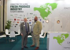 Tom Stenzel and John Toner from United Fresh, they will soon announce the changes they made for the show in June