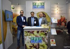 The team of Food Freshly North America