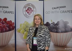 Karen Hearn with the California Table Grape Commission is gearing up for the new season.