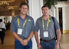Ricku Smit and Ferdie Geldenhuys of the RSA Group.