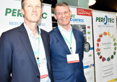 Andre Aker and John Koekenbier from PerfoTec.