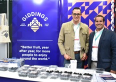 Francisco Vizquerra and Jose Alfredo Zambrando Govea from Giddings.