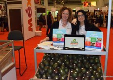 Josianne Binette and Kim Boutin from Avocados from Mexico