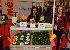 Vianey Carballo from Avogari and Reiny Currie from ByondMX