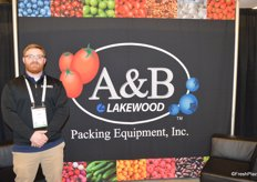Joel Alan Sanders with AB Packing Equipment Inc.