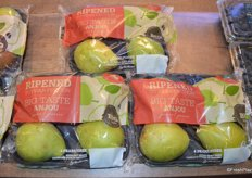 Pre-ripened pears from the Star Group.