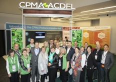CPMA is looking forward to seeing you in Toronto next year. In addition to CPMA staff, the photo also includes the Honourable Marie-Claude Bibeau, Canadian Minister of Agriculture and Agri-Food, Oleen Smethurst, 2019-2020 CPMA Chair, Les Mallard, 2018-2019 CPMA Chair, Ron Lemaire, CPMA President, as well as representatives of various CPMA member companies.