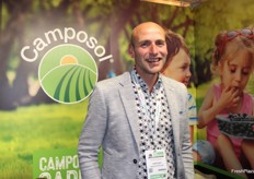 Pieter de Keijzer, business development manager citrus, grapes and mango for Camposol.The Dutch company goal is offering the highest quality, the freshest, most tasty and delicious fruits to partners and consumers around the world.