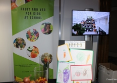 FruitNveg4Kids is an initiative to encourage children at primary schools to engage and learn baout fruit and vegetables, as part of an awareness campaign for healthier living.