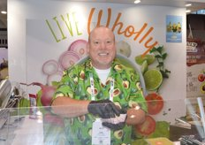 It has become a tradition; Wholly Guacamole serves guacamole lunch at many trade shows. Attendees love it!