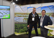 Mark Daunt and Andrew Hatford from Cravo.