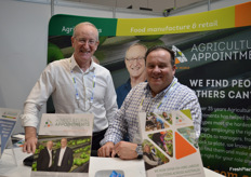 Ray and Howard from Agricultural Appointments.