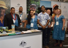 Samoa and Fiji Government delegates were at the event to promote the Pacific Labour Scheme and Seasonal Worker Programme.