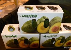 Quality-extending is this 2 ct. box from GreenFruit Avocados. The company has been using the box for foodservice, but is now also getting into food retail.