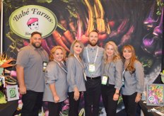 The team of Babe Farms out of Santa Maria, CA. PMA Foodservice is an important show for Babe Farms as about 80 percent of the company's produce goes into the foodservice industry.