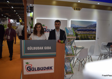 Gulbadak is an exporting company based in Istanbul, Turkey. They mostly deal in apples.