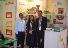 Kalpesh Khivasara, Pankaj Khandelwal and Purnima Khandelwal for INI Farms.