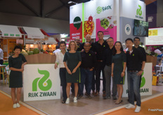 The entire Rijk Zwaan team!