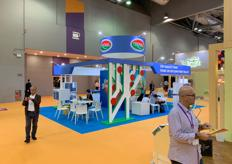 The Belgian Fruit Valley stand