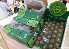 Sweeki-branded kiwifruit.