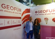 Marco Crestan and Gaia Marchesini of Geofur.