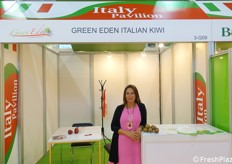 Elisa Benetti of Green Eden.