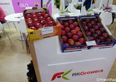 RK Growers apples.