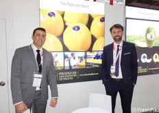 Natural Hand is a company producer and exporter of fruit. The sales manager is Josè Carlos Ferrando, Ceo is Juan Carlo Martinez