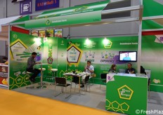 Green Keeper Iberia booth