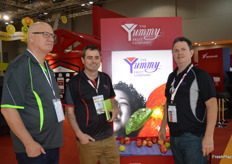 The team from Yummy Fruits