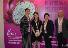 Anouk Sijmonsma – PMA, Leeann Lin, Mabel Zhuan and Tim – PMA China