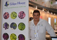 Phillip Brancatisano from The Grape House, Australia.