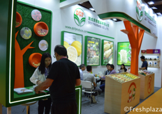 Busy times at DCF Produce Co., Ltd. They specialize in the production, supply and distribution of agricultural products.