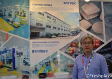 Victor from Dongguan Raytek Blister Packaging Co.,Ltd. Specialised in all kind of packaging.