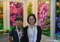 Team from Xiamen Lucky Farm Important and Export Co.,Ltd. Their business scope includes processing, packing and exporting fruits and vegetables as well as importing fruits. Their products are being exported to Malaysia, Singapore, Philippines, India, Japan and Australia.