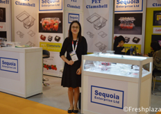Joy Chang from Seng Seng Plastic Co.,Ltd.