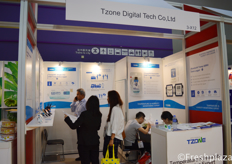 Tzone Digital Tech Co., Ltd.