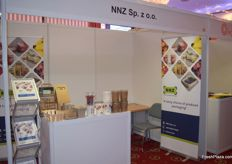 The stand of NNZ Sp. Z.o.o.